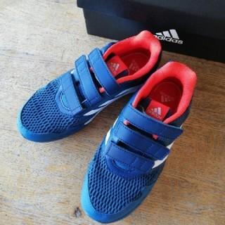 アディダス(adidas)の新品 アディダス 運動靴 adidas 21㎝(スニーカー)