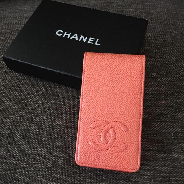 CHANEL - CHANEL iPhoneケースの通販