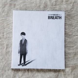 シャイニー(SHINee)のS.M.THE BALLAD Vol.2 『BREATH』 CD(K-POP/アジア)