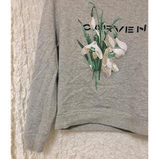マメ(mame)のcarven スウェット used(トレーナー/スウェット)