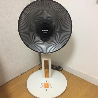 パナソニック(Panasonic)のはる様専用 USED ナショナル ハロゲンヒーター 400w 800w 首振り(電気ヒーター)
