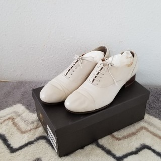 ショセ(chausser)のショセchausser レースアップシューズ23.5㎝(ローファー/革靴)