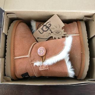 アグ(UGG)のUGG 子供用 ブーツ サイズ15〜17cm(ブーツ)