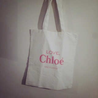 クロエ(Chloe)のクロエ エコバック(エコバッグ)