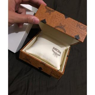 エムシーエム(MCM)のmcm 時計 空箱(腕時計)