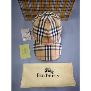 BURBERRY - BURBERRY キャップ バーバリー 帽子