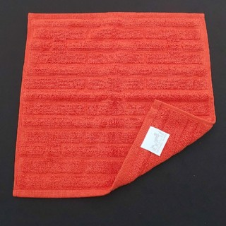 エルメス(Hermes)の新品未使用 エルメス ハンドタオル オレンジ(タオル/バス用品)