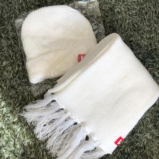 レピピアルマリオ(repipi armario)の毛糸の帽子とマフラー(マフラー/ショール)