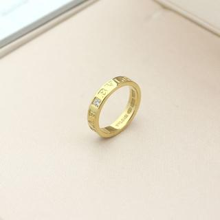 ブルガリ(BVLGARI)の超人気品 ブルガリ リング(指輪) 刻印 正規品 14号 (リング(指輪))