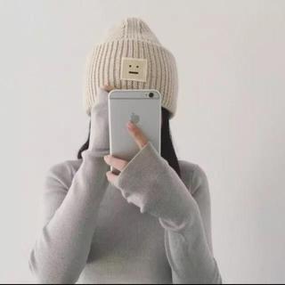 アクネ(ACNE)のAcne ニット帽(ニット帽/ビーニー)