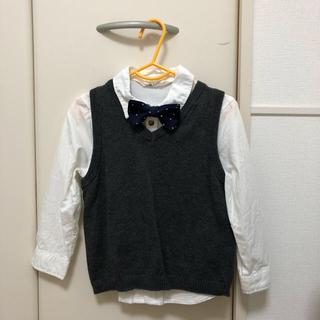エイチアンドエム(H&M)のH&M 男の子 フォーマル シャツ(ドレス/フォーマル)