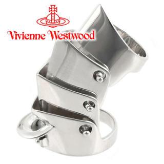 ヴィヴィアンウエストウッド(Vivienne Westwood)の【Vivienne Westwood】アーマーリング(リング(指輪))