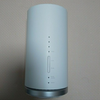 エーユー(au)のSpeed Wi-Fi HOME L01s(その他)
