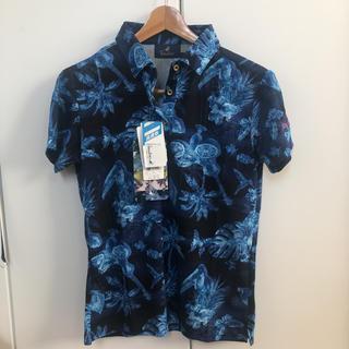 ブリヂストン(BRIDGESTONE)のレディスゴルフポロシャツ サイズL 春夏用(ポロシャツ)