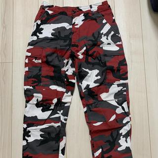 ロスコ(ROTHCO)のROTHCO camo cargo pants(ワークパンツ/カーゴパンツ)