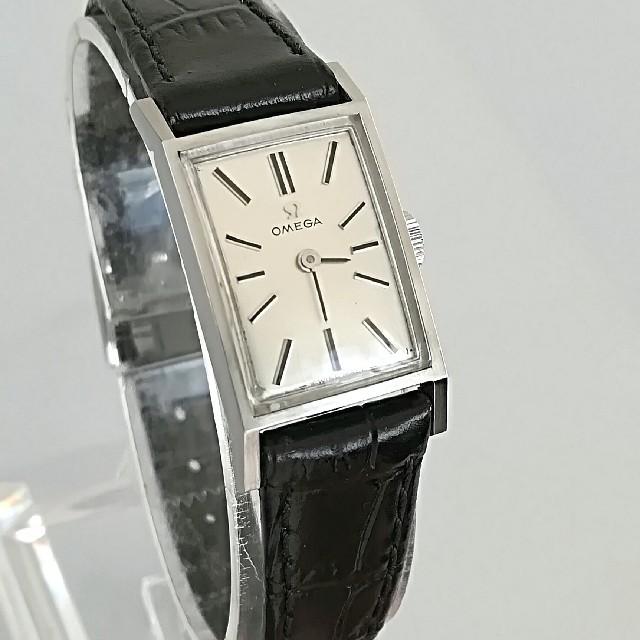 ゼニス コピー s級 、 OMEGA - ⭐OH済 綺麗 オメガ 新品ベルト 時計 レディースウォッチ 卒業式も ギリ美品の通販