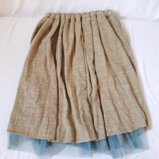 マーキーズ(MARKEY'S)のMARKEY'S スカート キッズ Mサイズ(スカート)
