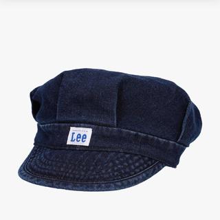 リー(Lee)のLee レイルロードキャップ メンズ フリーサイズ(ハット)