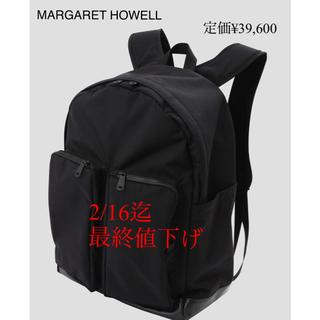 マーガレットハウエル(MARGARET HOWELL)の【2/16迄 最終値下げ】マーガレットハウエルxポーター リュック(バッグパック/リュック)