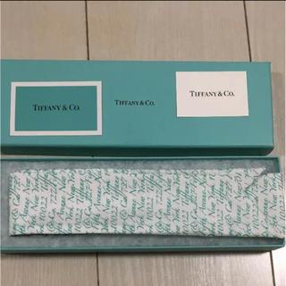 ティファニー(Tiffany & Co.)のティファニー スカーフ ティファニーブルー(バンダナ/スカーフ)