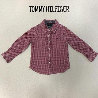 トミーヒルフィガー(TOMMY HILFIGER)のトミーヒルフィガー シャツ(シャツ/カットソー)