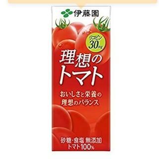 伊藤園 - 理想のトマト 200ml 44本
