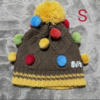 美品☆Bit's ニット帽子 Sサイズ
