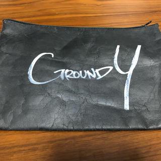 ヨウジヤマモト(Yohji Yamamoto)の【ヨウジヤマモト】クラッチバッグ【値下げしました!】(セカンドバッグ/クラッチバッグ)