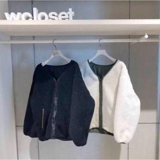 ダブルクローゼット(w closet)のボアアウター(その他)