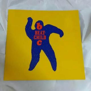 Beat Child パンフレット(ミュージシャン)