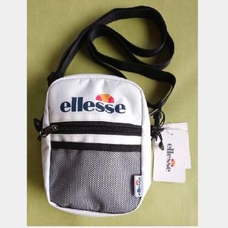 エレッセ(ellesse)のエレッセ  ショルダーバッグ  EB7011  ホワイト(ショルダーバッグ)