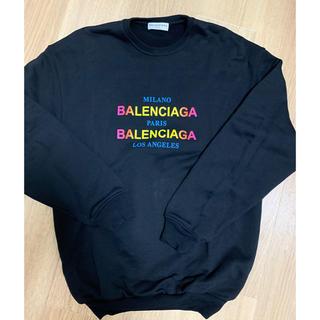 バレンシアガ(Balenciaga)のBALENCIAGAスウェット(トレーナー/スウェット)