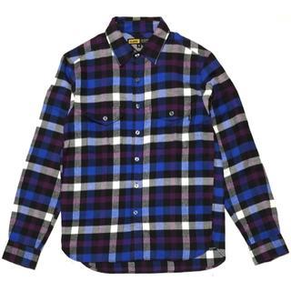 エクストララージ(XLARGE)のXLARGE エクストララージ ネルシャツ M (シャツ)