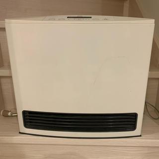 ノーリツ(NORITZ)のガスファンヒーター NORITZ GFH-4003S-W5(ファンヒーター)