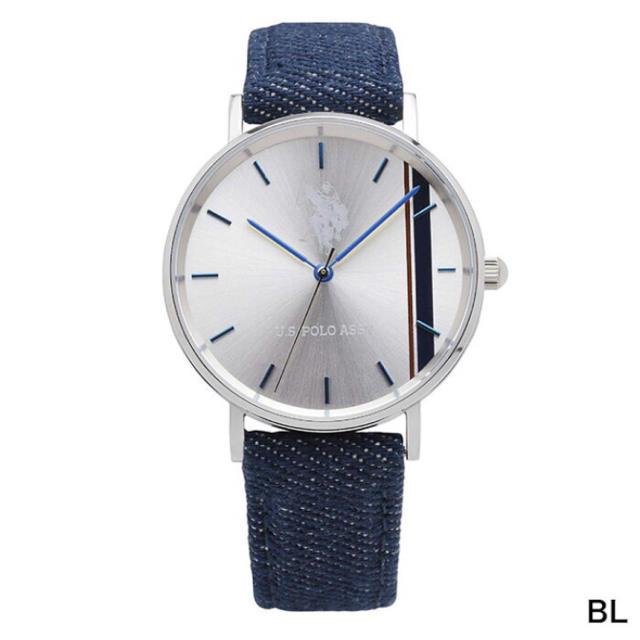 Polo Club - U.S.POLO ASSN./ユーエスポロアッスン 腕時計 デニムの通販 by しげ's shop