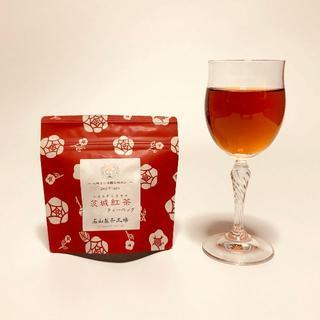 """茨城紅茶""""Single"""" -TEABAG-(茶)"""