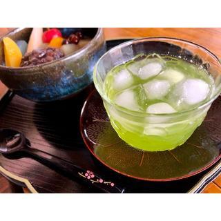 水出し煎茶つゆひかり(茶)