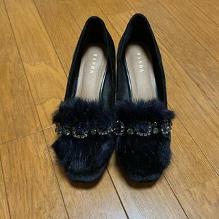ランダ(RANDA)のRANDAローファーパンプス♡(ローファー/革靴)