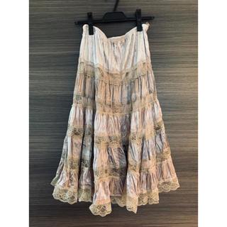 グリモワール(Grimoire)のグリモワール  ロングスカート(ひざ丈スカート)
