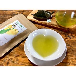 緑茶×レモンマートル『SONOKA』(茶)