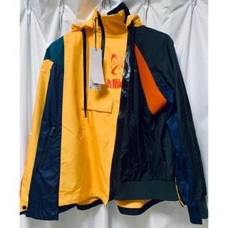 サカイ(sacai)の購入価格以下【新品】NIKE sacai Double Zip Jacket(ナイロンジャケット)