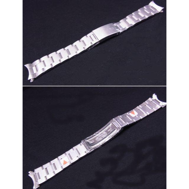 オメガ 2018 シーマスター - ROLEX - 20mm SSオイスタータイプ ブレスレットの通販 by daytona99's shop