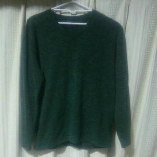 レイジブルー(RAGEBLUE)のRAGEBLUE ニット Lサイズ レイジブルー シンプル きれいめ セーター(ニット/セーター)