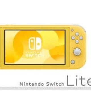 ニンテンドースイッチ(Nintendo Switch)のNintendo Switch Lite ターコイズ&イエロー スイッチライト(携帯用ゲーム機本体)