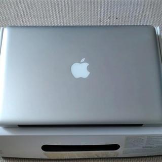マック(MAC)のmacbook pro 13(ノートPC)