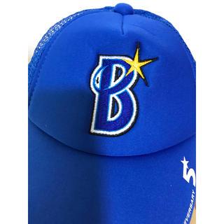 ヨコハマディーエヌエーベイスターズ(横浜DeNAベイスターズ)のベイスターズ 5周年記念 こども用キャップ(帽子)