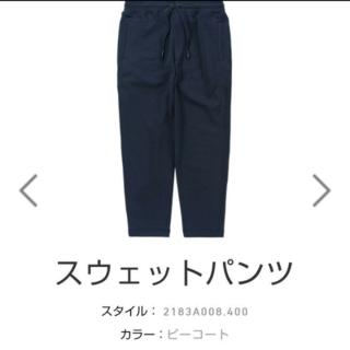 オニツカタイガー(Onitsuka Tiger)の新品オニツカタイガー スウェットパンツ SWEAT PANT(その他)