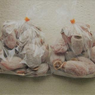 orangePeco南信州産①干柿2kg ¥4000円送料込み ➁市田柿2kg (フルーツ)