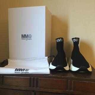エムエムシックス(MM6)のMM6 ソックススニーカー 35.5専用です(スニーカー)