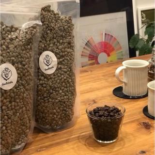 エチオピア galitebe(ガルテンビ) ウォッシュド③【自家焙煎コーヒー豆】(コーヒー)